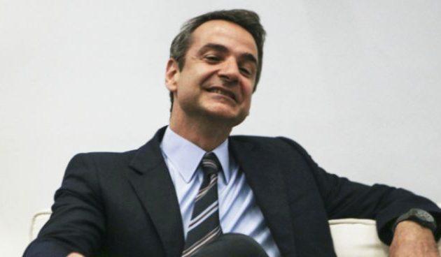 «Τρόλαραν» με πανό τον Μητσοτάκη στην ομιλία Τσίπρα στο Αιγάλεω (φωτο)