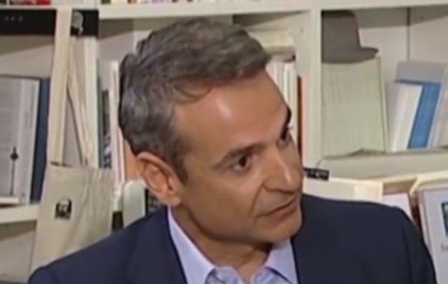Στο νέο σποτ του ΣΥΡΙΖΑ πρωταγωνιστεί ο μητσοτακικός εφιάλτης (βίντεο)