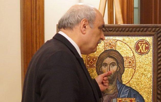 Ο Μπόλαρης συναντήθηκε με τον πρώην Αρχιεπίσκοπο Καντουαρίας και με Σιίτες