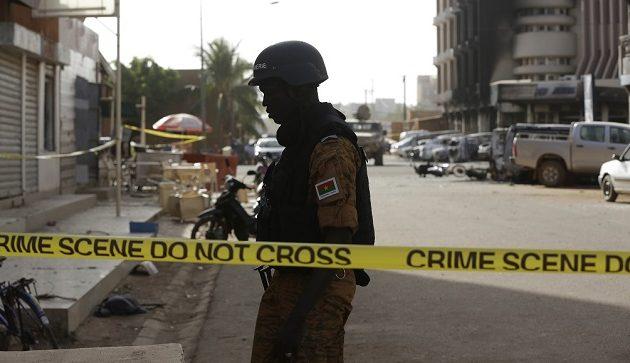 Ένοπλοι σκότωσαν τέσσερις καθολικούς στη Μπουρκίνα Φάσο