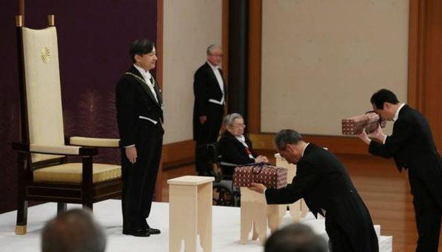 Ανέλαβε καθήκοντα ο νέος αυτοκράτορας της Ιαπωνίας Ναρουχίτο