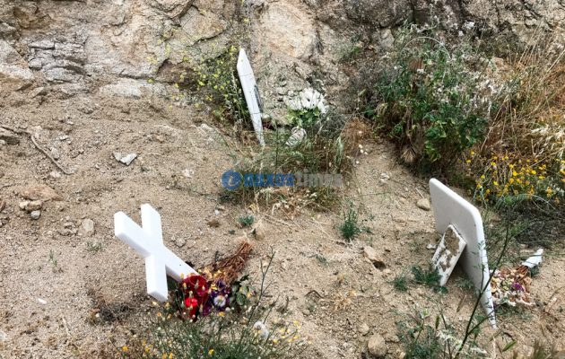 Ανατριχίλα: Το νεκροταφείο που δεν λιώνουν οι νεκροί και τους… μεταφέρουν με σεντόνι σε χωράφι (βίντεο)