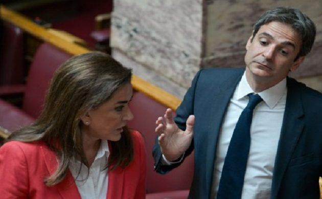 Ντόρα κατά Κυριάκου: Του χρεώνει εμμέσως το «κόψιμο» της για γ.γ. του Συμβουλίου της Ευρώπης, λόγω «Μακεδονικού»