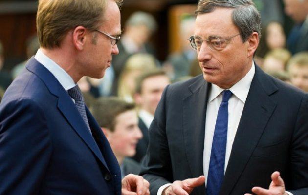 FT: Η ΕΚΤ χρειάζεται κάποιον τολμηρότερο από τον Ντράγκι – Όχι τον Βάιτμαν