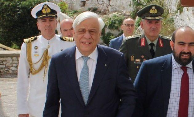 Προκόπης Παυλόπουλος: Δεν θα αποδεχθούμε καμία παραβίαση του Δικαίου της Θάλασσας