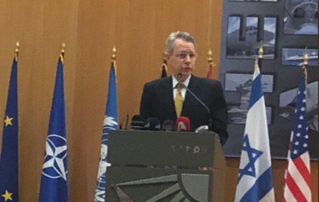 Πάιατ: Δύναμη ειρήνης και πυλώνας σταθερότητας η δυνατή Ελλάδα