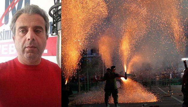 Δήμαρχος Καλαμάτας: Σταματά το έθιμο του σαϊτοπόλεμου