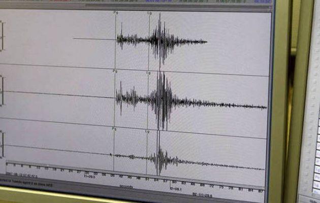 Σεισμός 3,7 βαθμών της κλίμακας Ρίχτερ στα Γρεβενά