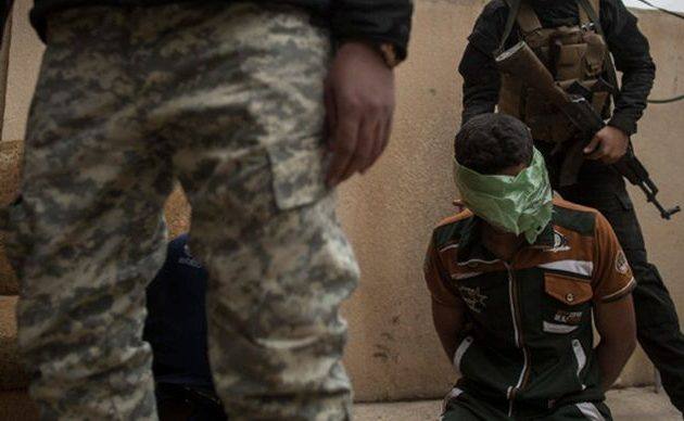 «Με βασανιστήρια ομολογούν ότι είναι μέλη στο Ισλαμικό Κράτος»