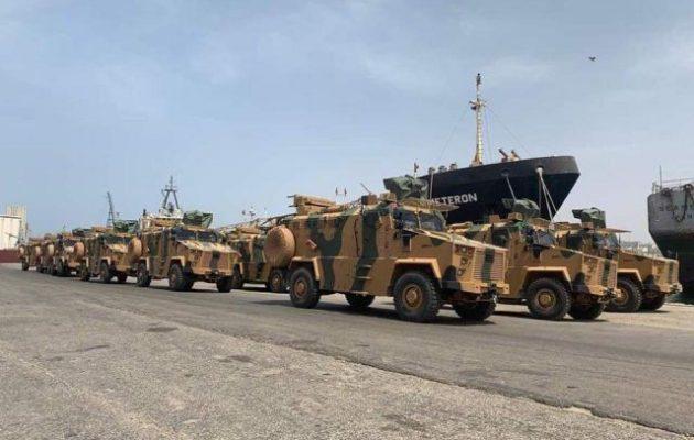 Το Μπαχρέιν καταδίκασε την τουρκική εισβολή στη Λιβύη: «Απειλή για την αραβική εθνική ασφάλεια»