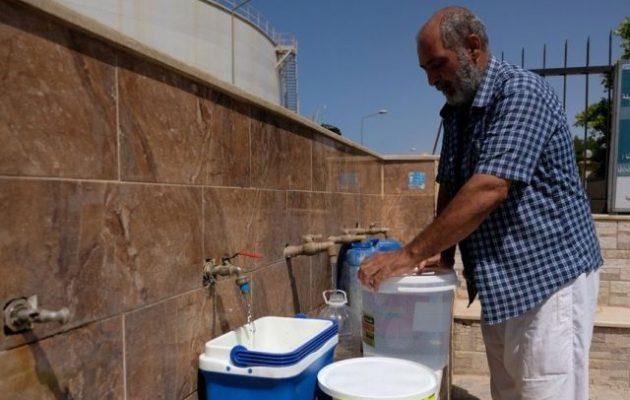 Χωρίς νερό η πολιορκημένη Τρίπολη της Λιβύης – Ο ΟΗΕ υποστηρίζει την τζιχαντιστική κυβέρνηση