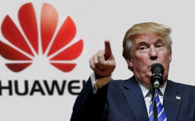 Με εκτελεστικό διάταγμα ο Τραμπ αποκλείει τη Huawei από την αμερικανική αγορά