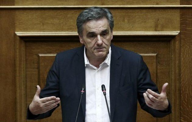Τσακαλώτος: Οι Έλληνες θα δουν άμεσα διαφορά στην τσέπη τους