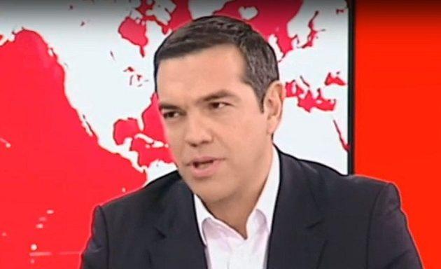 Καταπέλτης ο Τσίπρας για τις σχέσεις Μητσοτάκη-Μαρινάκη, τα ναρκωτικά και το Noor1 (βίντεο)