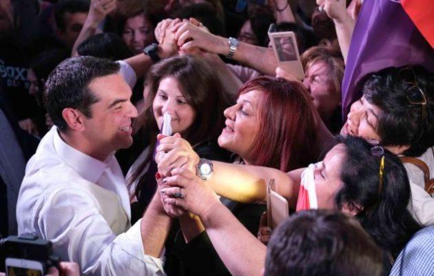 Τσίπρας: Πάρτε το χαμπάρι – Στην Ελλάδα θα διοικούν οι πολλοί και θα υπακούνε οι λίγοι