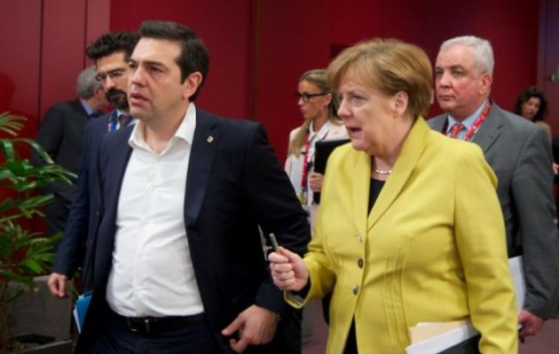 Ο άγνωστος διάλογος Τσίπρα-Μέρκελ για το σκοπιανό – Οι όροι στην Αλβανία