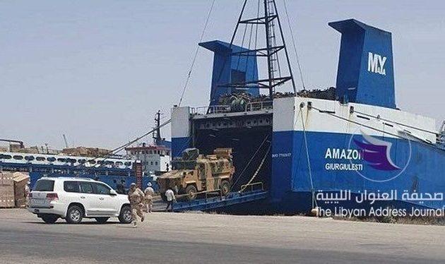 Ο Ερντογάν έστειλε τεθωρακισμένα στους ισλαμιστές στη Λιβύη (φωτο)