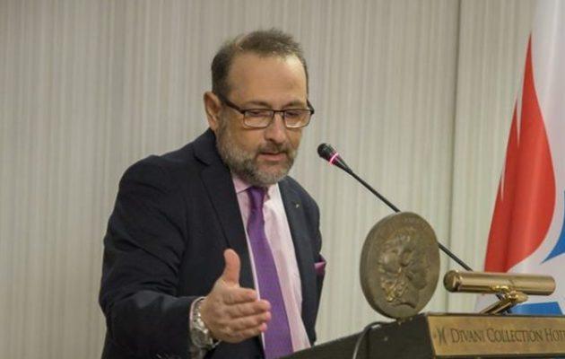 Ζαμπέτας: «Οι ευρωβουλευτές της ΝΔ θα πρέπει να υπακούν τη Γερμανία – Ψηφίστε ΝΕΑ ΔΕΞΙΑ»