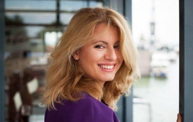 Σλοβακία: Ανέλαβε επισήμως καθήκοντα η πρώτη γυναίκα πρόεδρος της χώρας Ζουζάνα Τσαπούτοβα