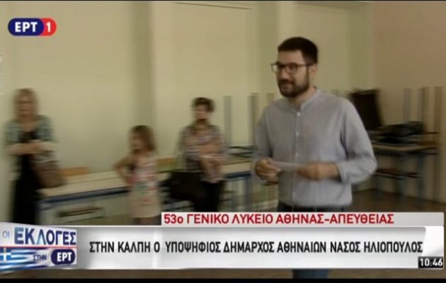 Μήνυμα αισιοδοξίας από τον Νάσο Ηλιόπουλο: Μάχη για να αλλάξουμε την Αθήνα (βίντεο)