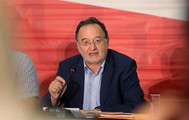 Παραιτήθηκε ο Λαφαζάνης από την ηγεσία της ΛΑ.Ε. – Πώς δικαιολόγησε την απόφαση του