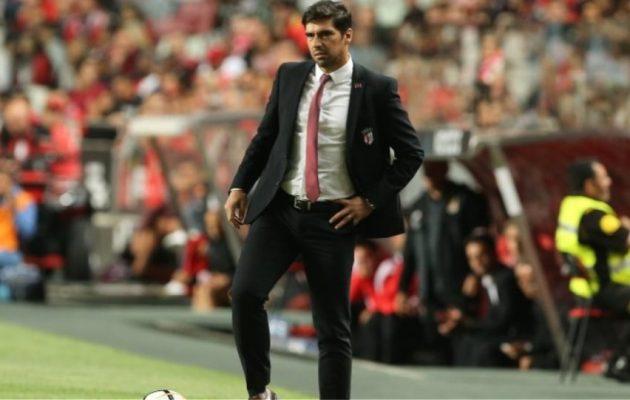 Ο Άμπελ Φερέιρα είναι ο νέος προπονητής του ΠΑΟΚ