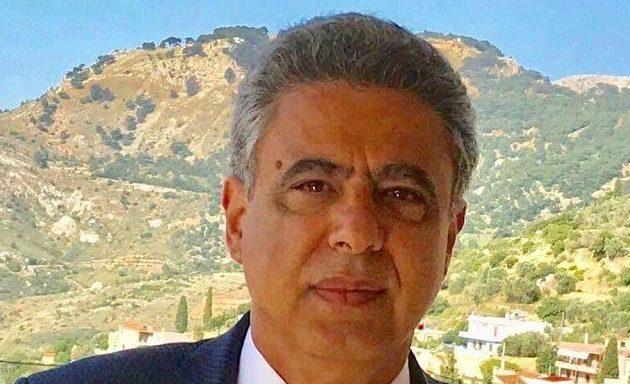 Ο Άδωνις στήριξε δήμαρχο που είχε διαγράψει η Ν.Δ. για εθνικιστικό παραλήρημα
