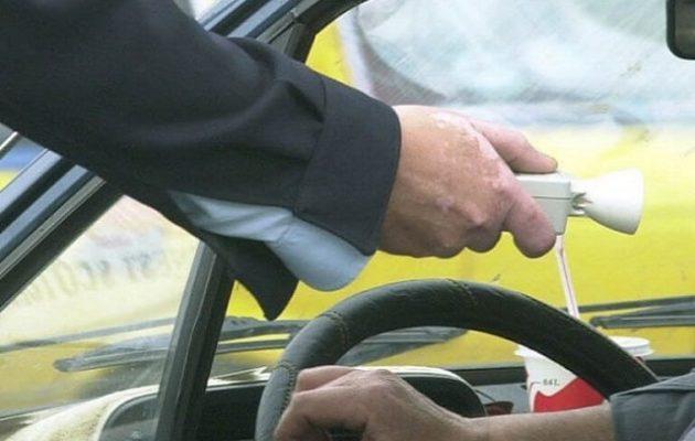 Φυλάκιση για όσους οδηγούν μεθυσμένοι – Τι προβλέπει ο νέος Ποινικός Κώδικας