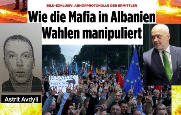 Η Αλβανία «στα μανταλάκια» – BILD: «Πώς η Μαφία νοθεύει τις εκλογές»