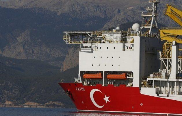 Επιστήμονες: Λένε ψέματα οι Τούρκοι για τη γεώτρηση από τον «Πορθητή»