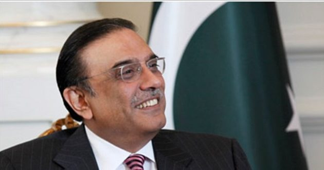 Συνελήφθη ο πρώην πρόεδρος του Πακιστάν Ασίφ Άλι Ζαρντάρι για διαφθορά