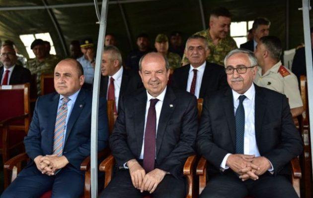 Η Παλαιστίνη μεταξύ των συμμάχων της Τουρκίας σε παράνομη άσκηση στα Κατεχόμενα της Κύπρου