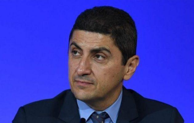 Ο Λευτέρης Αυγενάκης ευχαρίστησε τον πρωθυπουργό