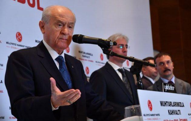 Γκρίζοι Λύκοι: «Τετελεσμένη συμφωνία» οι S-400 στην Τουρκία