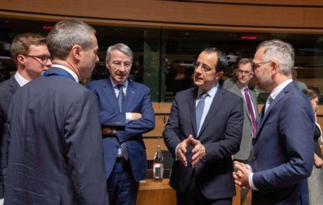 Με βέτο προειδοποίησε ο Χριστοδουλίδης την ΕΕ εάν δεν σταθεί έμπρακτα στο πλευρό της Κύπρου