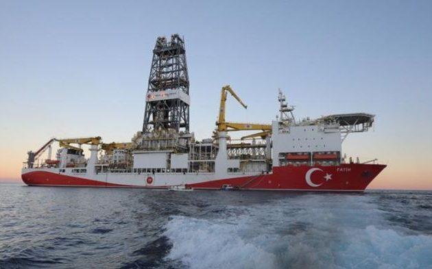 Η Τουρκία θα συνεχίσει με «αποφασιστικότητα» τις παράνομες γεωτρήσεις στην κυπριακή ΑΟΖ