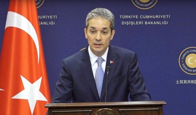 Οι Τούρκοι απέρριψαν με απαξιωτικό ύφος την πρόταση Μπορέλ για διάλογο στο Κυπριακό