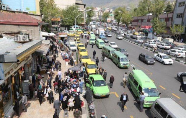 Ιράν: 547 εστιατόρια και καφέ έκλεισαν στην Τεχεράνη για λόγους προσβολής της «ισλαμικής ηθικής»