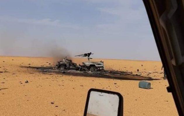 Ο Λιβυκός Εθνικός Στρατός σκότωσε 12 τζιχαντιστές του Ισλαμικού Κράτους στη νότια Λιβύη