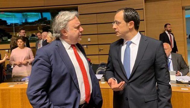 Κατρούγκαλος: Η Ε.Ε. πρέπει να στείλει στην Τουρκία ένα ξεκάθαρο μήνυμα αποτροπής