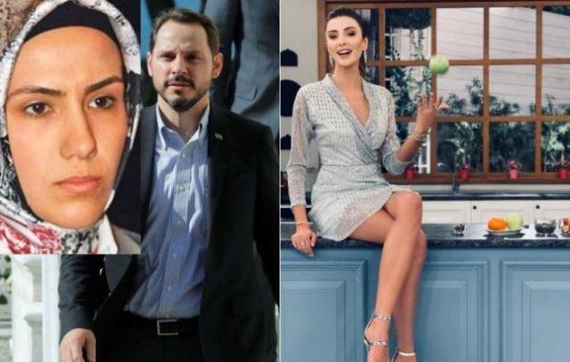 Ο Αλμπαϊράκ «κεράτωσε» την κόρη του Ερντογάν με Τουρκάλα «θεά» 1,80 πρώην Μις Υφήλιο