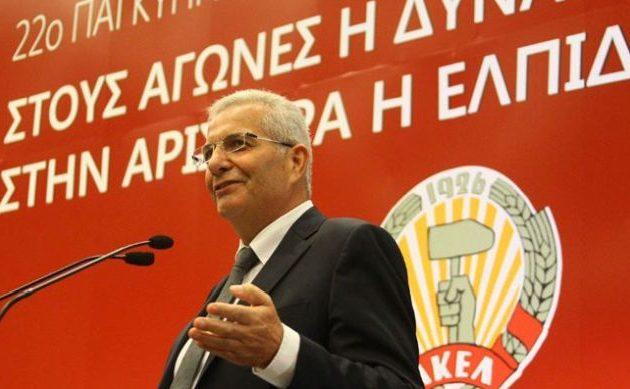 «Ξύλο» αλύπητο στον Α. Κυπριανού από τον «Φιλελεύθερο» που τον εκθέτει ως ψεύτη και υπονομευτή του Κοτζιά
