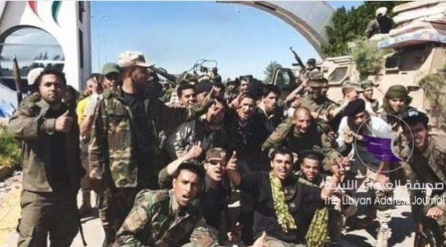 Ο Λιβυκός Εθνικός Στρατός διατηρεί τον έλεγχο του αεροδρομίου της Τρίπολης