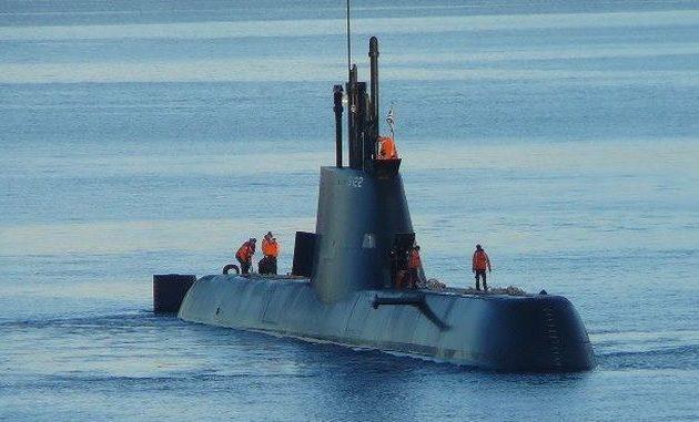 Τροπολογία για την παράταση των εργασιών σε πολεμικά μας καράβια και υποβρύχια