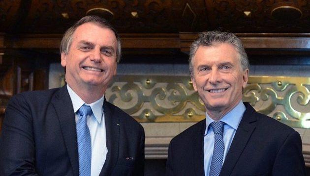 Ο Μπολσονάρου θέλει κοινό νόμισμα για Βραζιλία και Αργεντινή