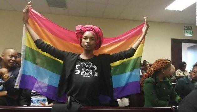 Η Μποτσουάνα αποποινικοποίησε την ομοφυλοφιλία