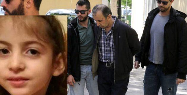 «Έσπασαν» τα ισόβια για τον πατέρα που σκότωσε την 6χρονη κόρη του