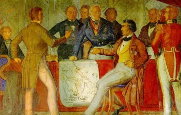 Γιατί οι Ελευθεροτέκτονες ίδρυσαν το ελληνικό κράτος στις 18.15 της 3ης Φεβρουαρίου 1830;