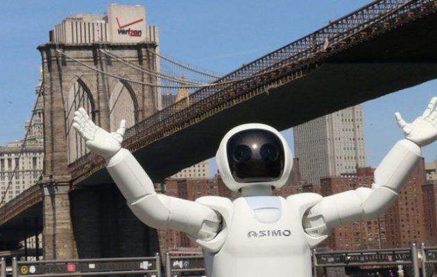 Τα ρομπότ θα εξαφανίσουν έως το 2030 μέχρι 20 εκατομμύρια θέσεις εργασίας