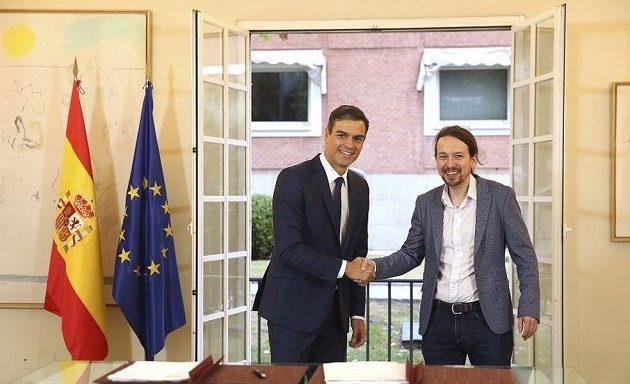 Η ισπανική κυβέρνηση αυξάνει τους μισθούς των δημοσίων υπαλλήλων
